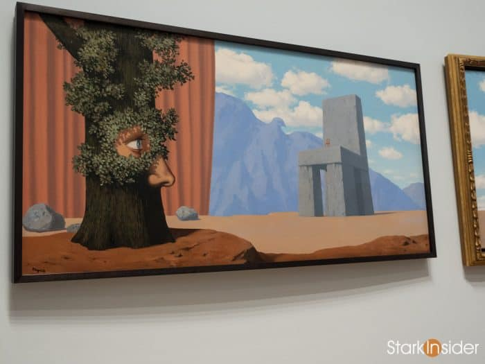 SFMOMA: René Magritte: The Fifth Season - Photo Review - Stark Insider