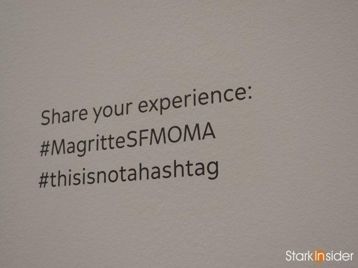 SFMOMA: René Magritte: The Fifth Season - Photo Review - Stark Insider