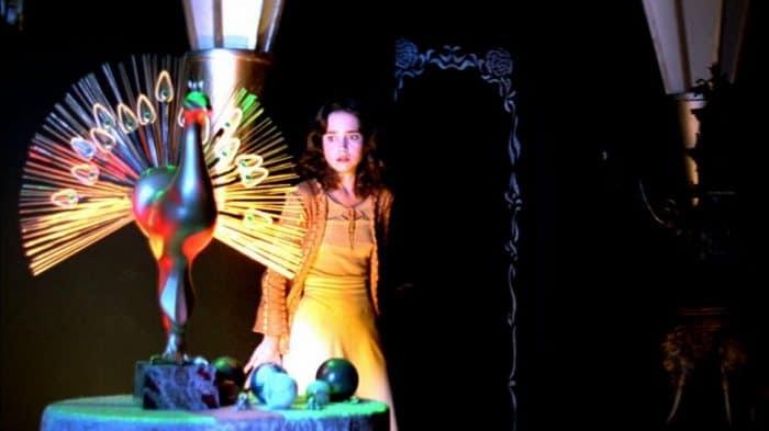 Suspiria - Susia Bannion - Peacock finale