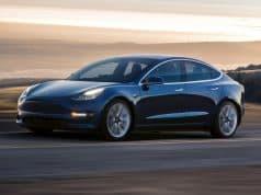 Tesla Model 3 shareholder sales report
