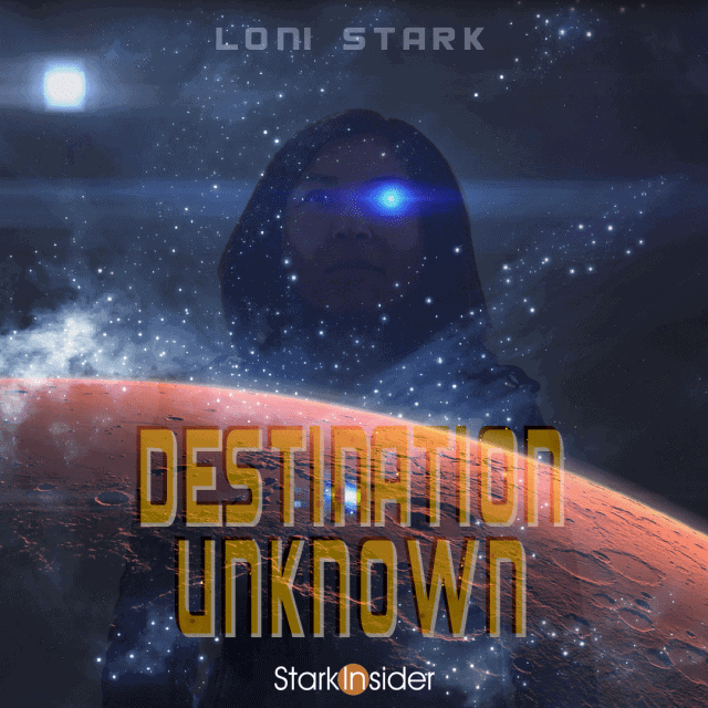 Loni Stark in Destination Unknown - Stark Insider