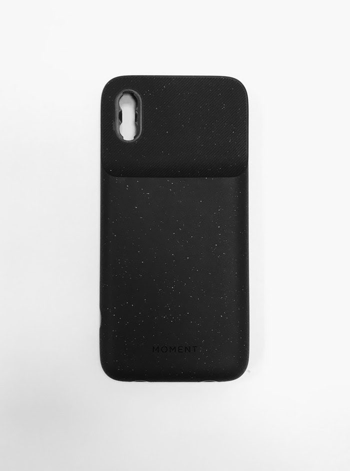 Moment battery case for iPhone
