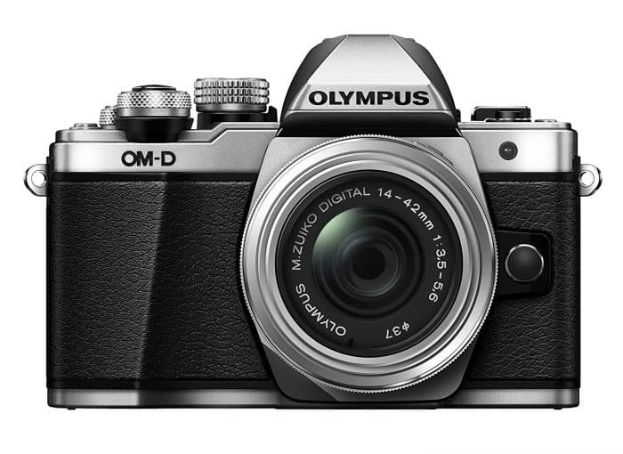 Olympus OM-D E-M10 Mark II mirrorless camera top 10 travel