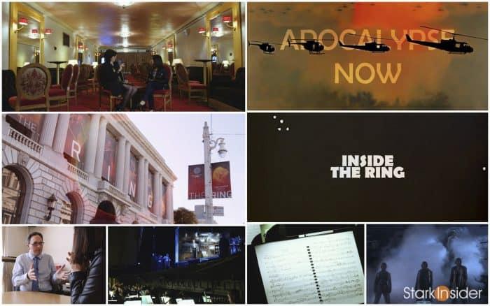 San Francisco Opera - The Ring Video Interview with Matthew Shilvock and Francesca Zambello and Loni Stark