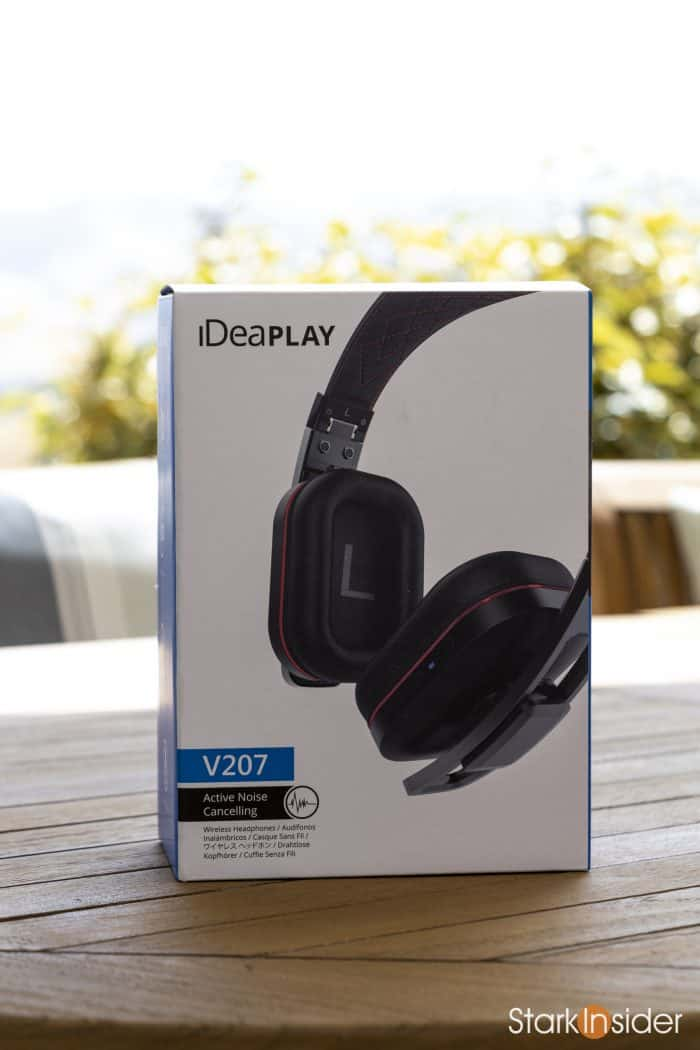 iDeaPlay V207 Wireless Bluetooth Headphones - Review