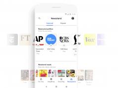 Google Play Newsstand is now Google News