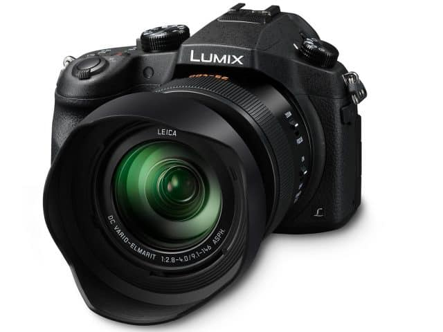 Deal Alert: Sale: PANASONIC LUMIX FZ1000 4K Point and Shoot Camera, 16X LEICA DC Vario-ELMARIT F2.8-4.0 Lens