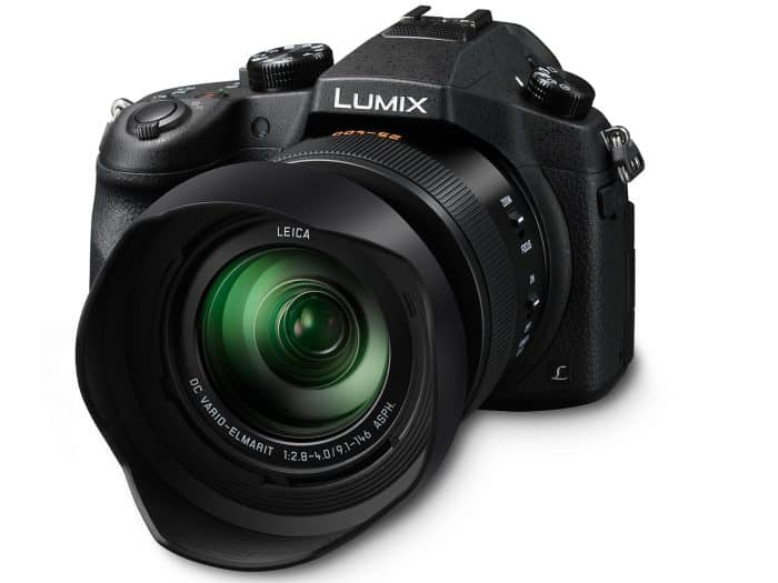 Deal Alert: Sale: PANASONIC LUMIX FZ1000 4K Point and Shoot Camera, 16X LEICA DC Vario-ELMARIT F2.8-4.0 Lens