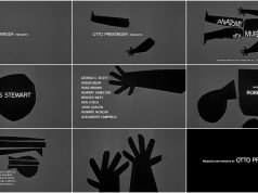 Saul Bass Anatomy of a Murder Title Sequence Analysis