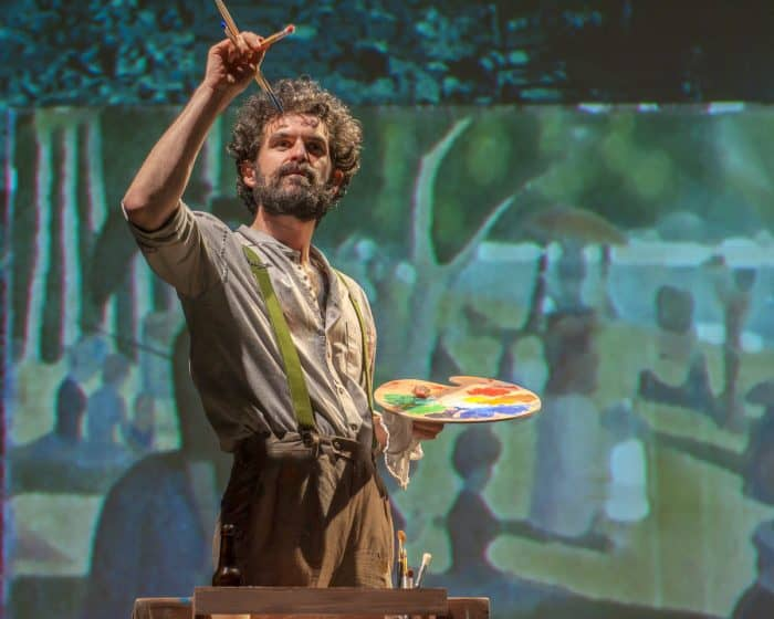 Sunday in the Park with George - Review at San Francisco Playhouse