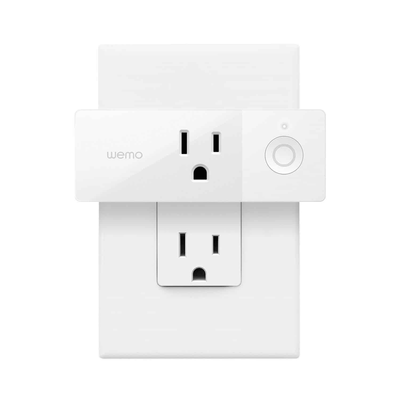 smart home news: wemo mini smart plug now works with apple homekit