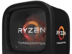 AMD Ryzen Threadripper 1950X (16-core/32-thread) Desktop Processor