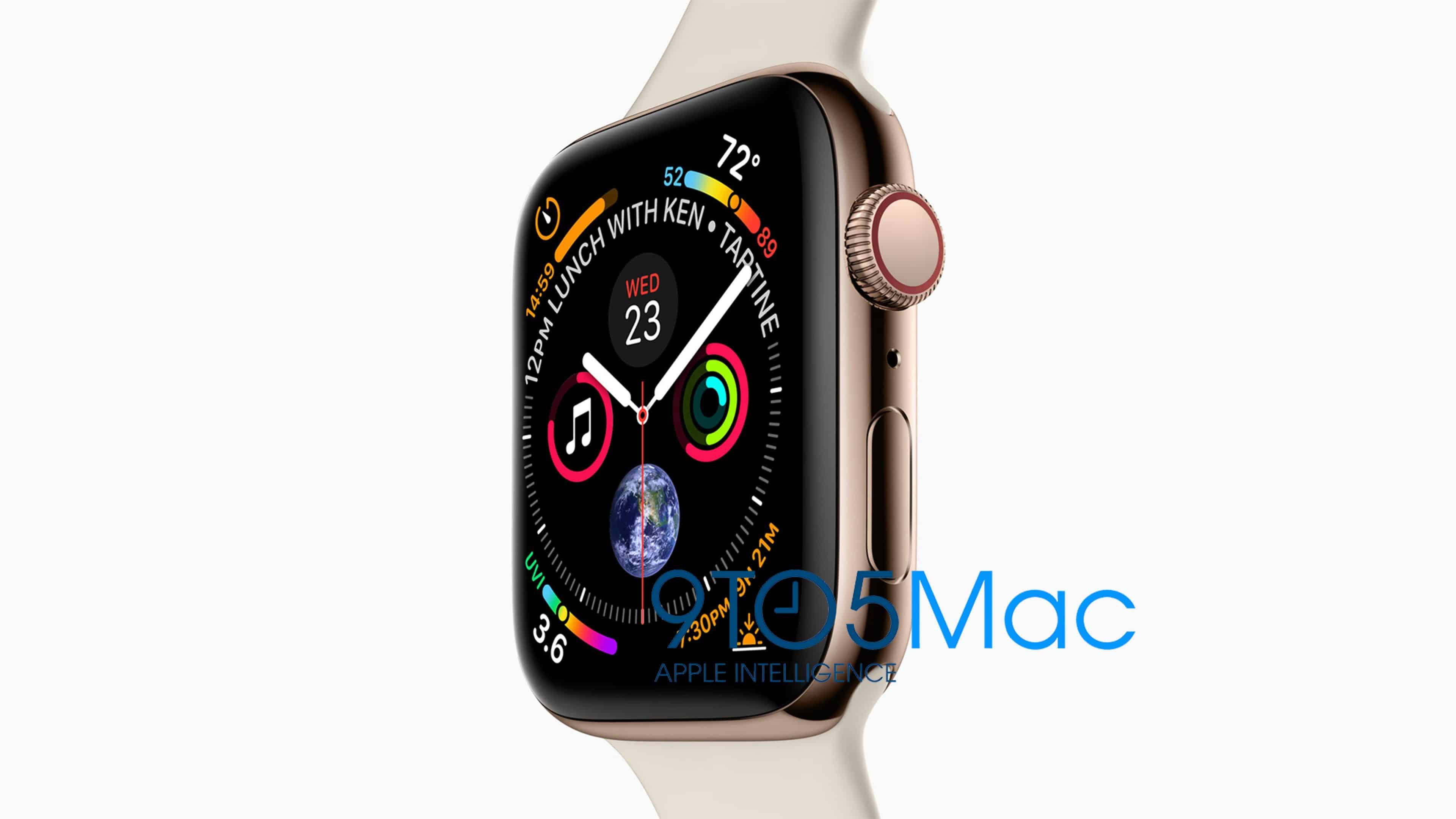 Preview: Apple Watch Series 4