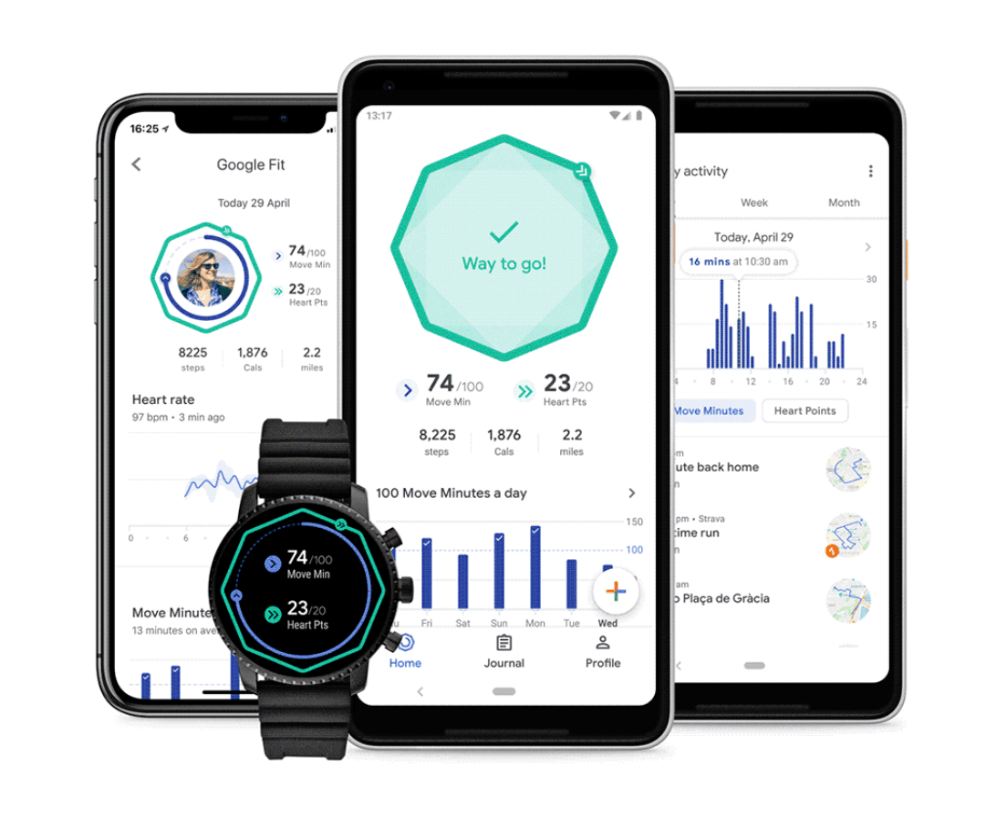 Introducing the new Google Fit