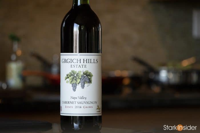 Wine Review: Grgich Hills 2014 Cabernet Sauvignon Napa Valley