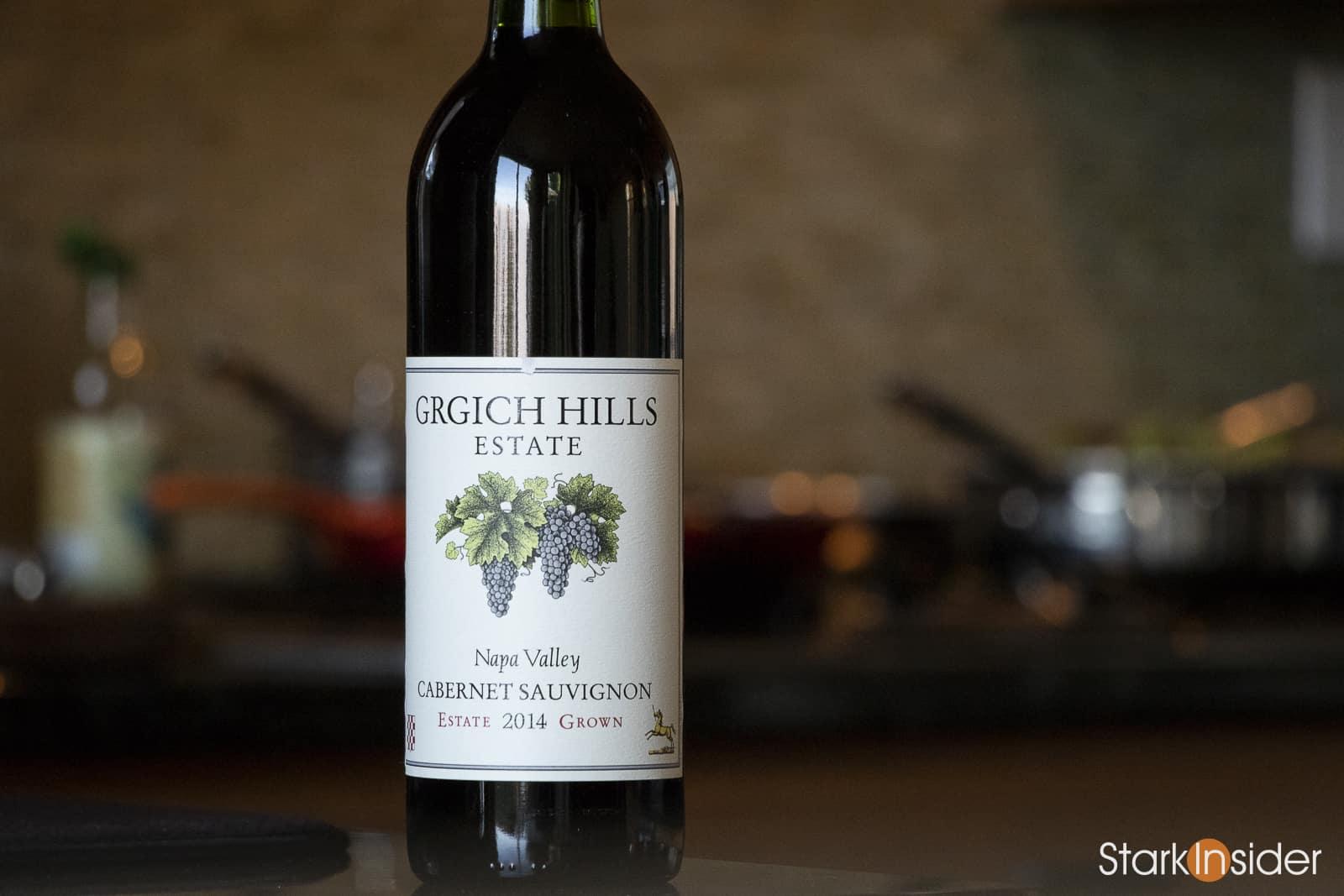 Wine Review: Grgich Hills 2014 Cabernet Sauvignon Napa Valley