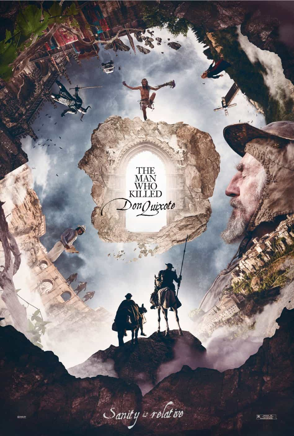 The Man Who Killed Don Quixote - Movie poster vote by Terry Gilliam on Facebook