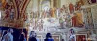 Raphael's Room of Segnatura - Waking Up the Vatican Tour Review