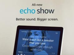 """All-new Echo Show (2nd Gen) - Premium sound and a vibrant 10"""" HD screen"""