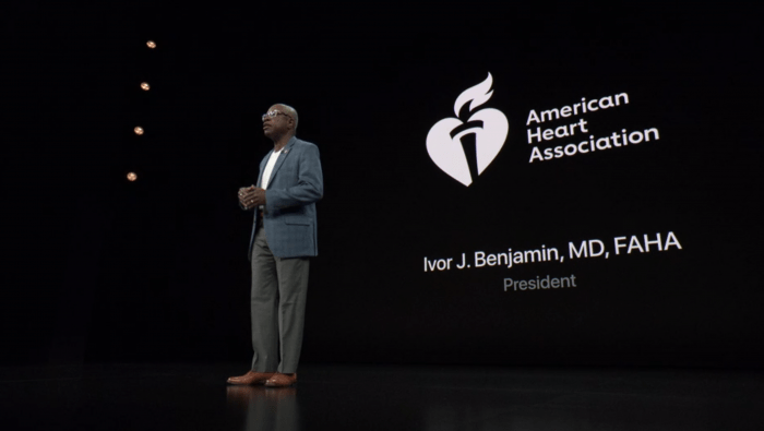 American Heart Association Apple Watch 4