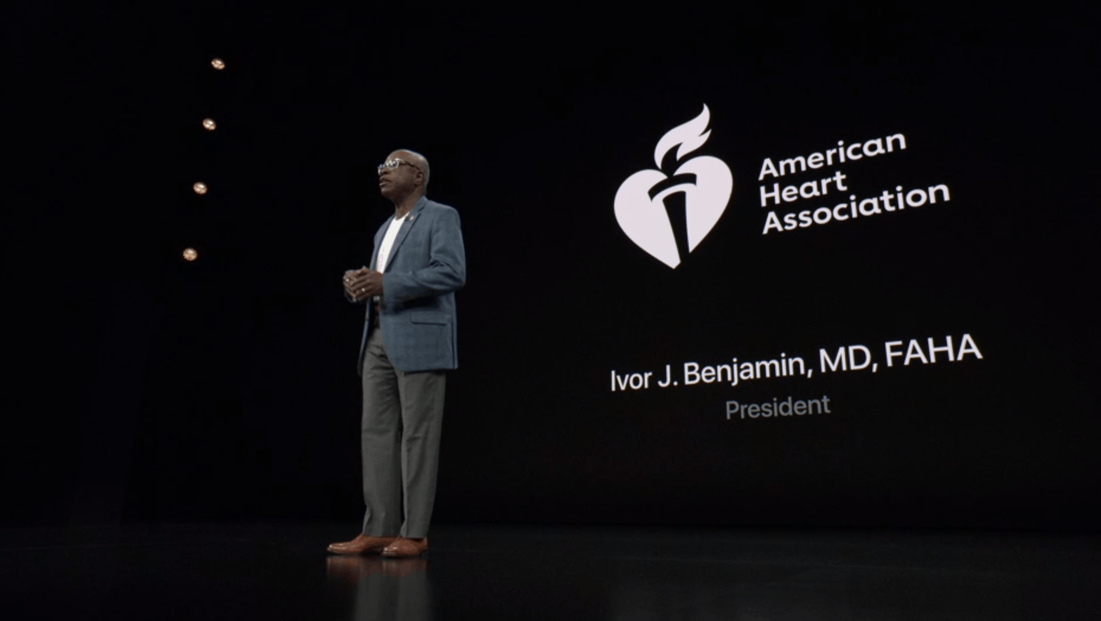 American Heart Association Apple Watch 4