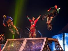 Cirque du Soleil VOLTA preview news Stark Insider BMW