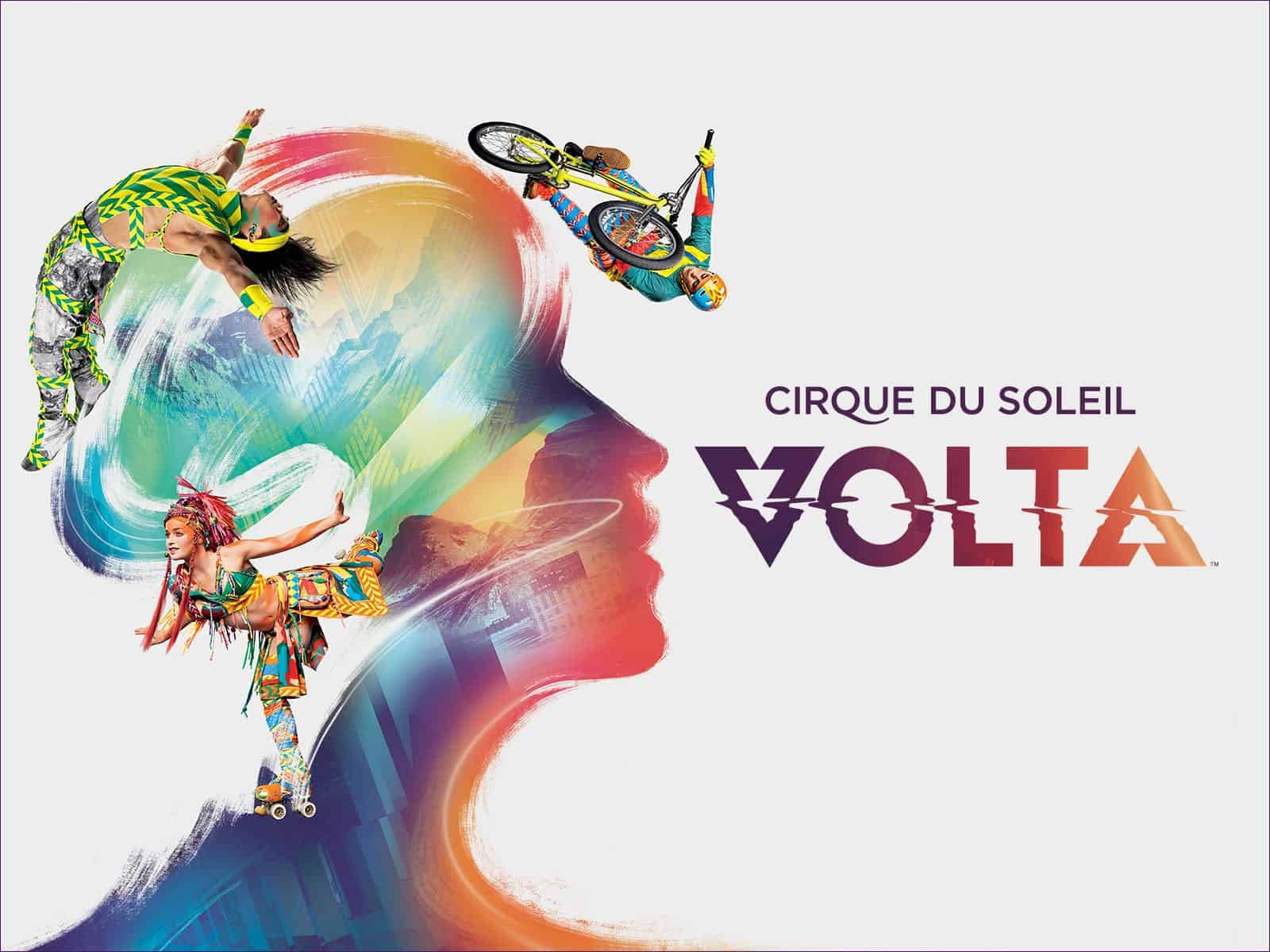 Arts preview: VOLTA by Cirque du Soleil