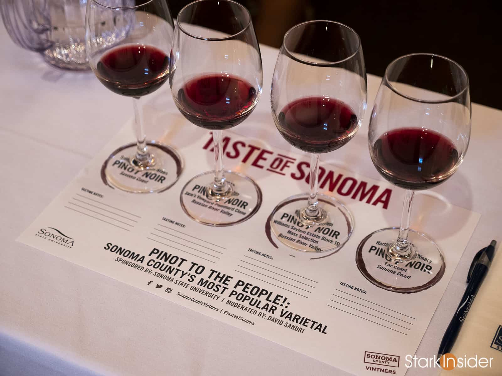 In Photos A Most Perfectly Delicious Taste Of Sonoma
