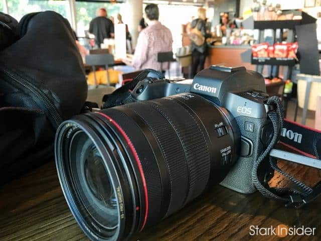 First Impressions: Canon EOS R by Clinton Stark