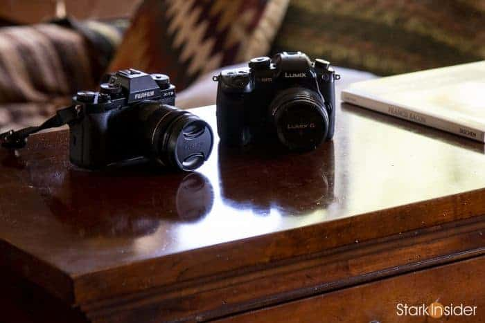 Fujifilm X-T3 vs. Panasonic GH5 comparison first impressions