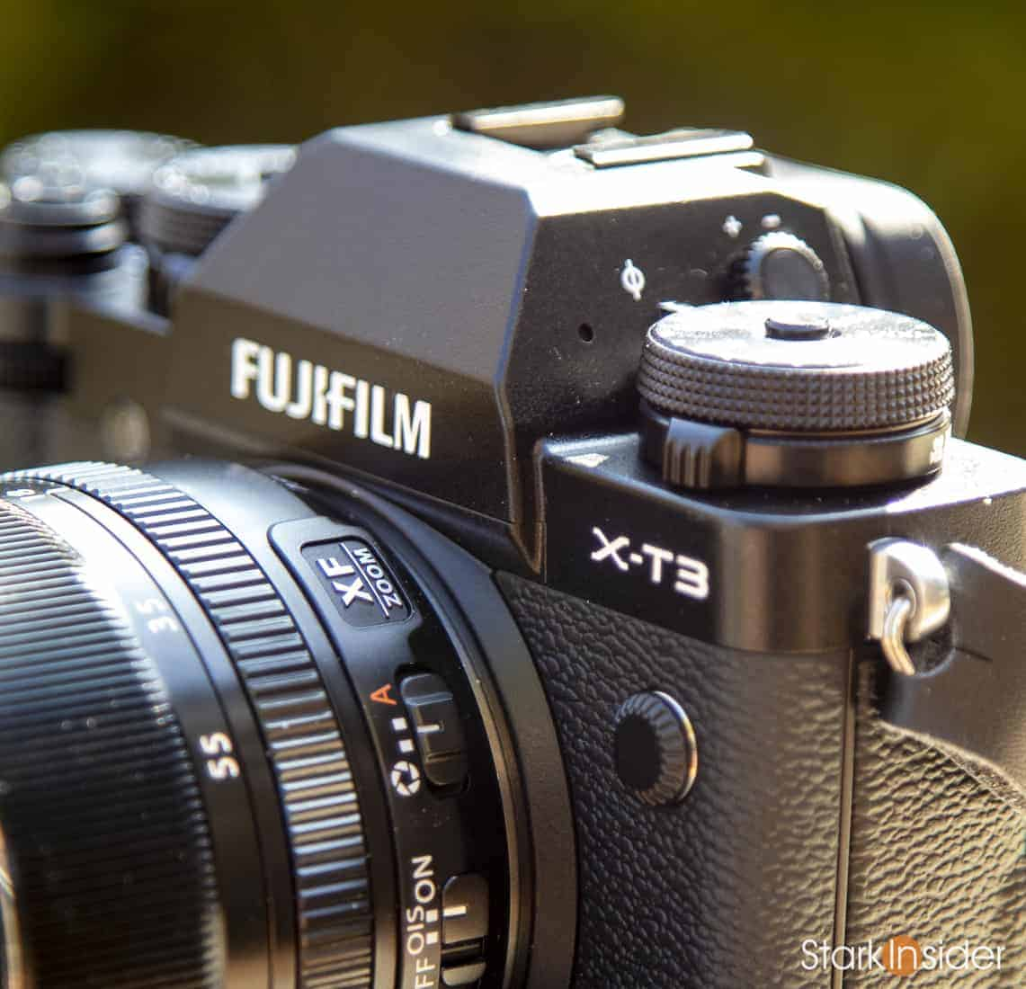 Camera Review: Fujifilm X-T3 awarded Gold (88%) by DPReview