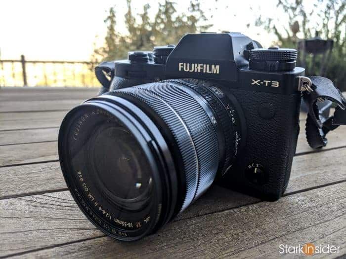Fujifilm X-T3 hands-on first impressions review