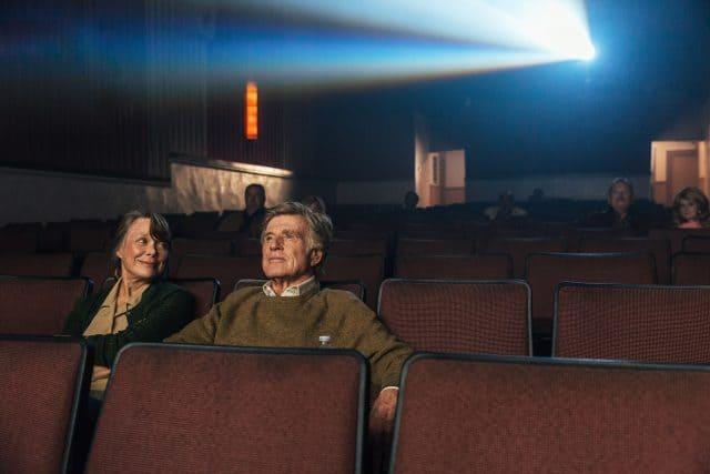 Robert Redford and Sissy Spacek Old Man and Gun Film Review