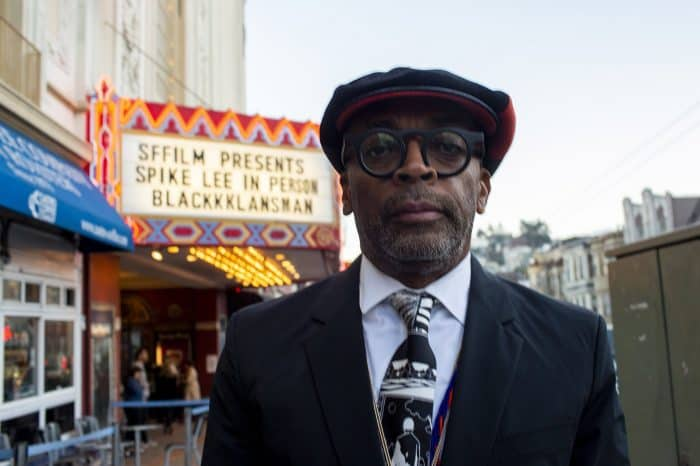 SFFILM Spike Lee Tribute
