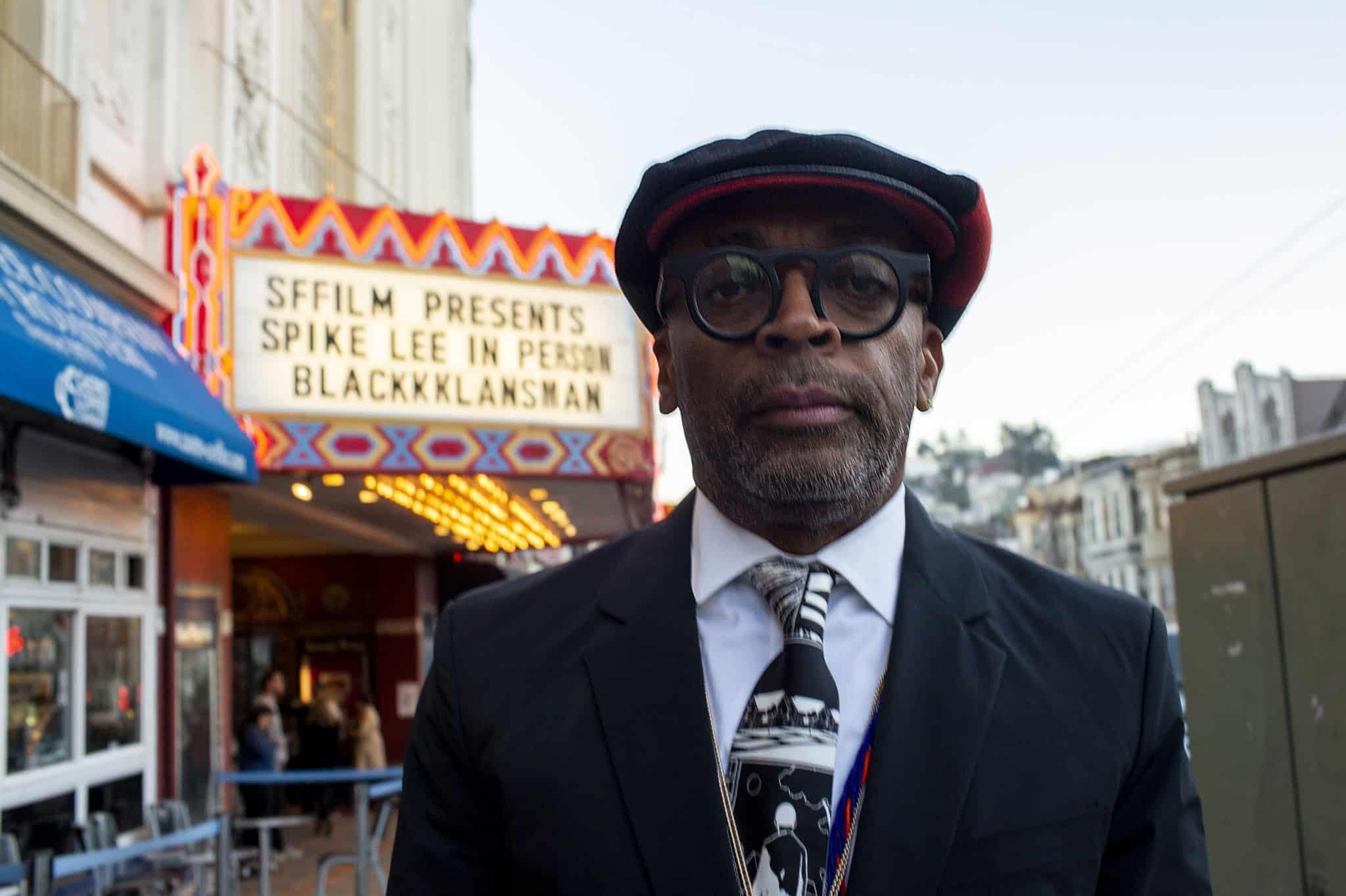 BlacKkKlansman - Interview with director Spike Lee