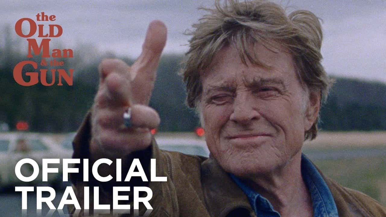 Robert Redford and Sissy Spacek Old Man and Gun Film Review