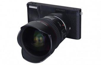 Yongnuo YN450 mirrorless camera runs Android OS