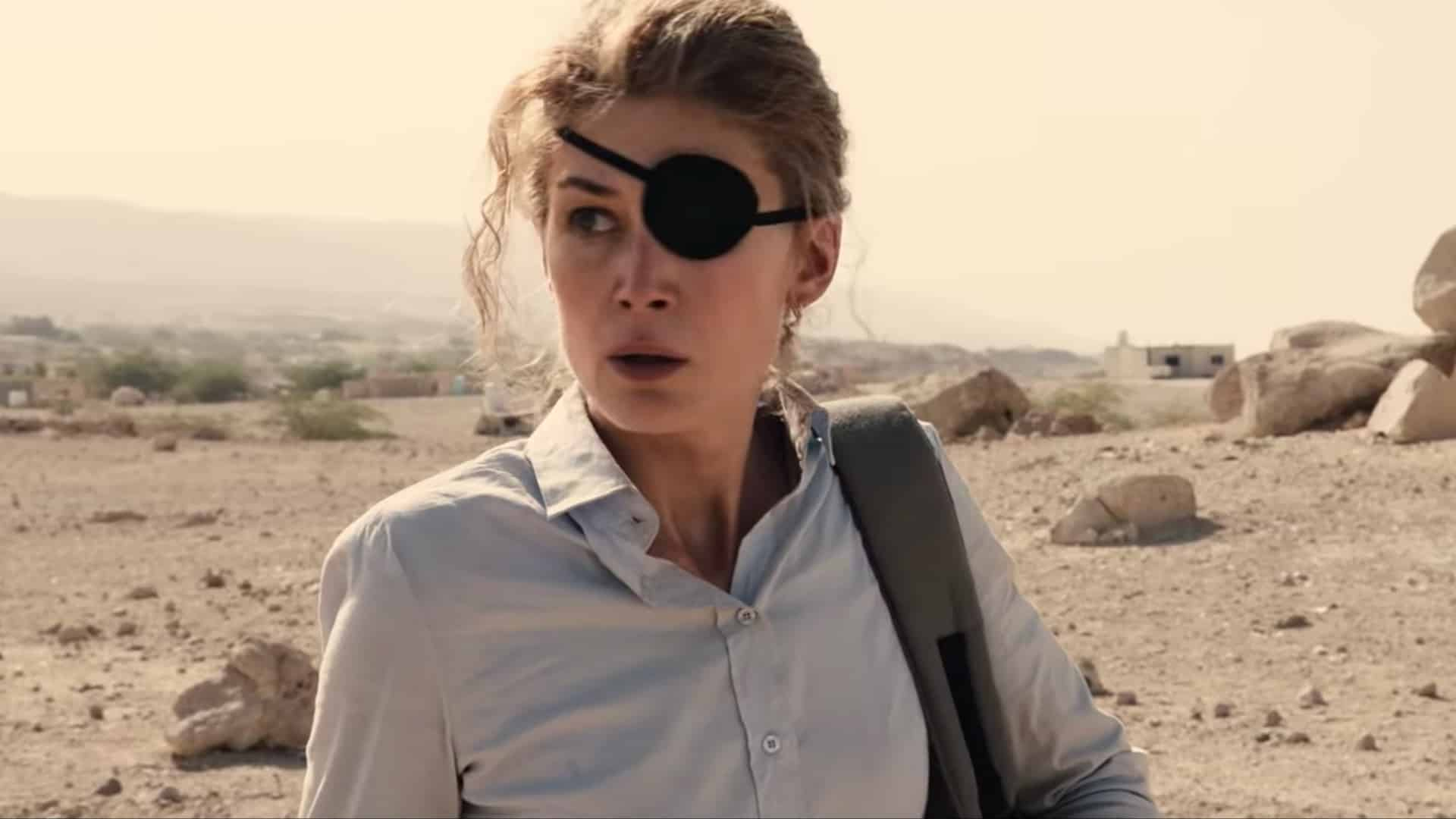 Film Review: A Private War staring Rosamund Pike / Mill Valley Film Festival
