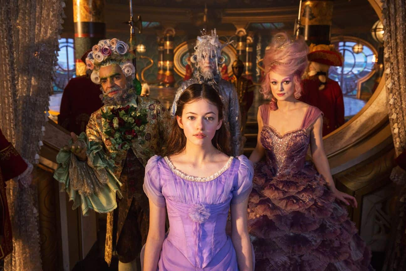 Film Review: 'Nutcracker and the Four Realms' perfect for family holiday time