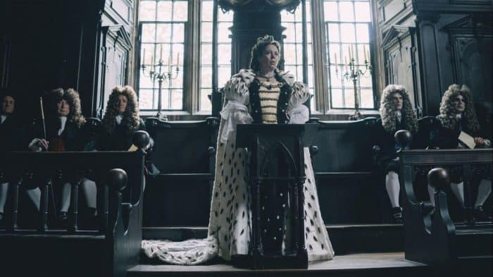 The Favourite Film Review