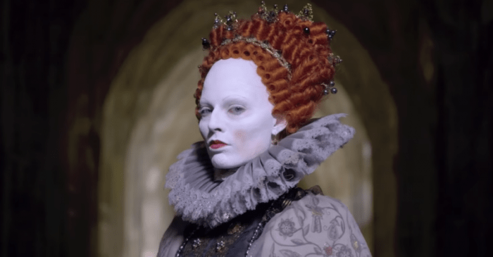 Margot Robbie - Mary Queen of Scots - Film Review
