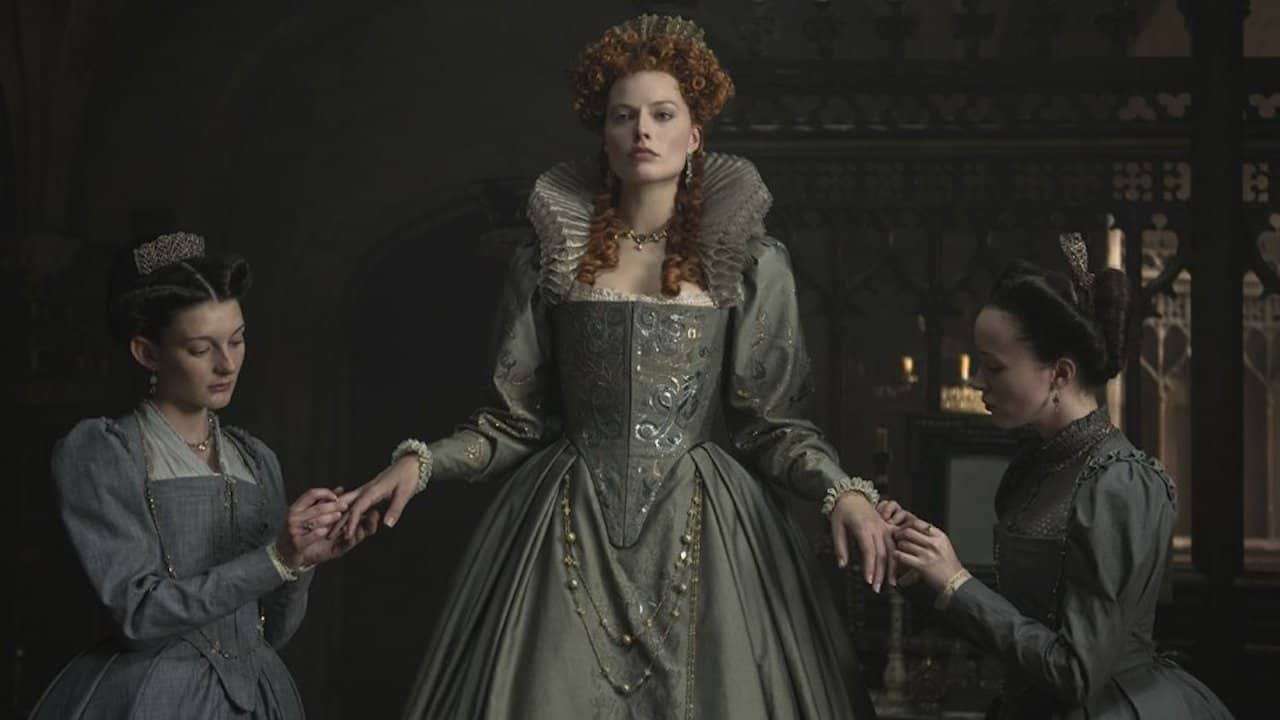 Mary Queen of Scots - Film Review - Stark Insider