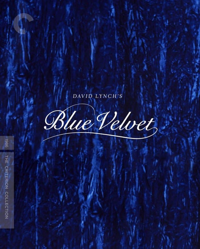Blue Velvet Criterion Special Edition Features