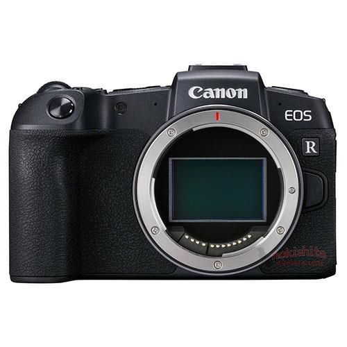Canon EOS RP specs and first impressions