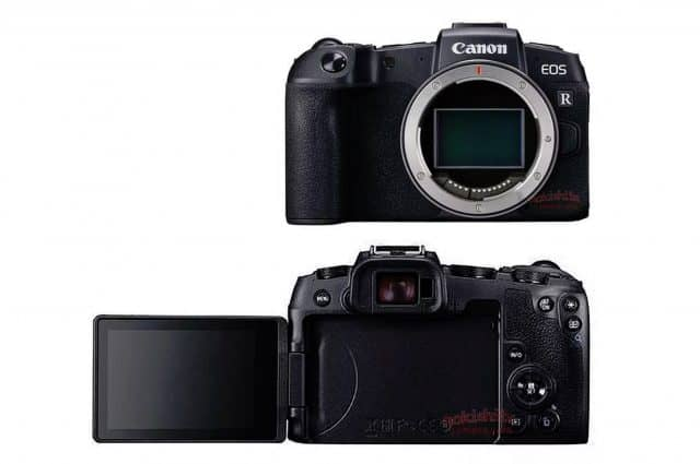 Canon EOS RP specs and first thoughts Clinton Stark