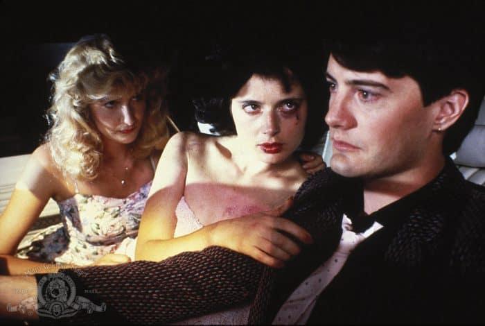 David Lynch Kyle MacLachlan Isabella Rossellini Blu-Ray release
