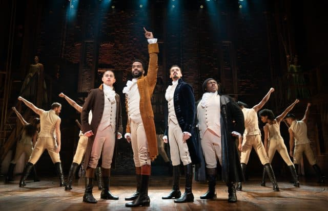 Broadway Musical Review: Hamilton at SHN Orpheum San Francisco