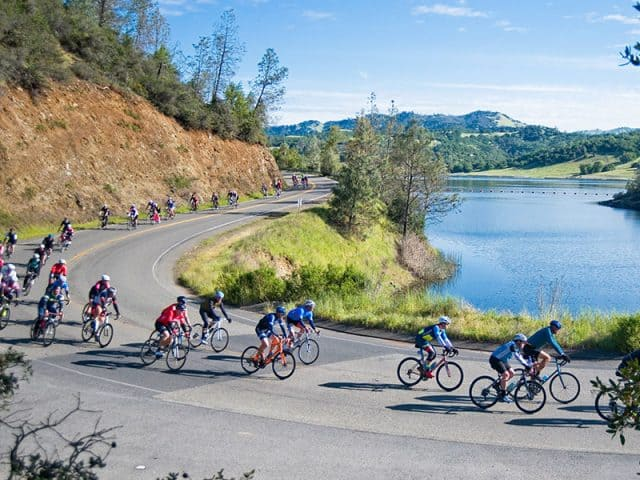 CampoVelo Napa Valley schedule rides events