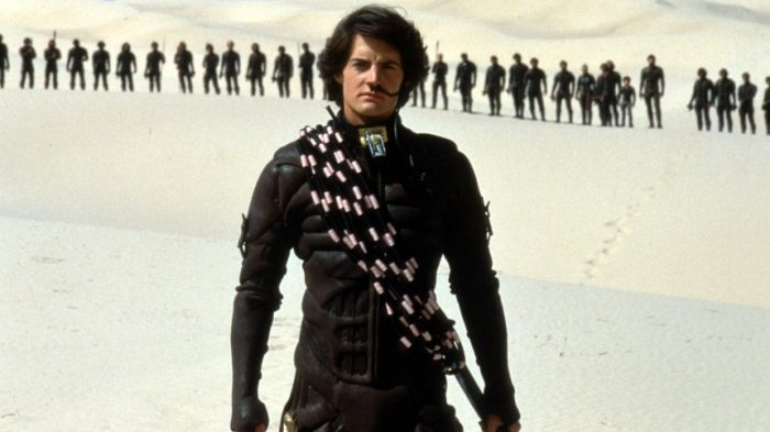 Dune revisited David Lynch cult sci-fi film
