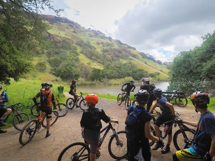 Get on Your Bike and Ride 9a-12p Like any good camp, activities abound make it sometimes hard to decide what to do! We say try something new: Go off road. Go social (on our donut ride). Or go take a hike.